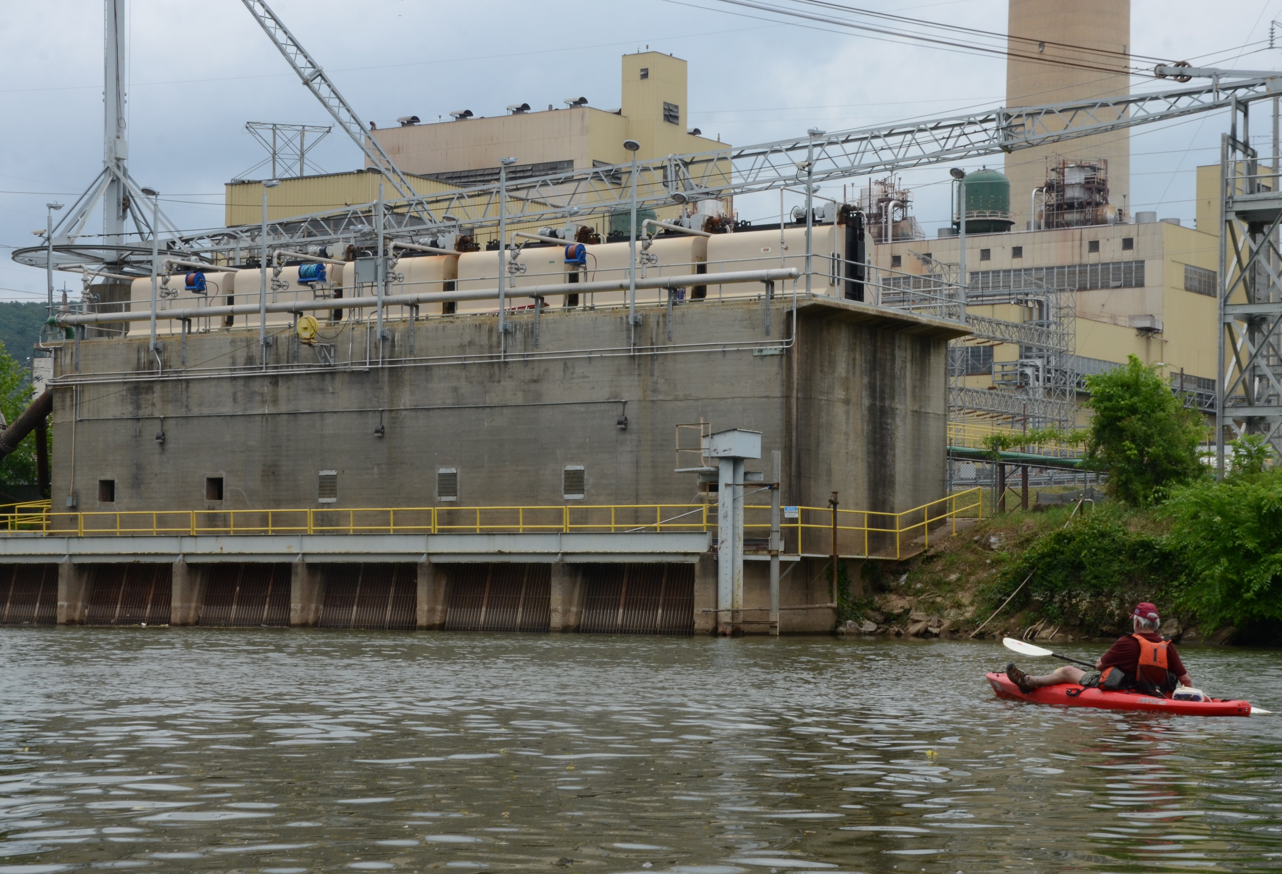 CRBI Wins Victory For Coosa River Fish, Plant Hammond Water Intake